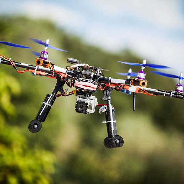 Invisible Interdiction | UAV Detection - Drone Electronic